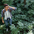 Top · мнение · парень · лес · человека · телефон - Сток-фото © deandrobot