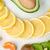 hámozott · citrom · gyümölcs · izolált · fehér · szín - stock fotó © deandrobot