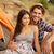 close up of a couple having picnic at the beach stock photo © deandrobot