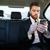 autó · okostelefon · app · férfi · sms · chat · sms - stock fotó © deandrobot