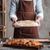 jonge · bakker · brood · brood · Maakt · een · reservekopie · huid - stockfoto © deandrobot