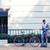 tam · uzunlukta · portre · mutlu · adam · takım · elbise - stok fotoğraf © deandrobot