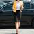 деловой · женщины · телефон · автомобилей · бизнеса · технологий · телефон - Сток-фото © deandrobot