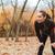 画像 · 女性 · ランナー · 服 · を実行して - ストックフォト © deandrobot