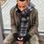 若い男 · スマートフォン · 屋外 · ジーンズ · 手 · 通り - ストックフォト © deandrobot