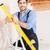 建設作業員 · 測定 · 家 · 建物 · ホーム - ストックフォト © deandrobot