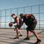 баскетбол · изображение · молодым · человеком · сын · играет - Сток-фото © deandrobot