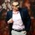 conselheiro · óculos · em · pé · escritório · negócio - foto stock © deandrobot