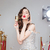 kadın · moda · elbise · öpücük · kamera - stok fotoğraf © deandrobot