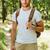 肖像 · 冒險 · 男子 · 徒步旅行 · 山 - 商業照片 © deandrobot