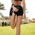 スポーツ · 公園 · 美しい · 若い女性 · 女性 · フィットネス - ストックフォト © deandrobot