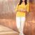 szczęśliwy · kobieta · interesu · stałego · korytarzu · uśmiechnięty · dumny - zdjęcia stock © deandrobot