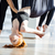 güzel · kadın · poz · yoga · personal · trainer · güzel - stok fotoğraf © deandrobot
