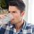 casa · água · filtrar · água · potável · saúde · beber - foto stock © deandrobot