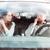 ссориться · автомобилей · изображение · телефон - Сток-фото © deandrobot