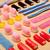 felső · kilátás · vegyes · tarka · édes · cukorkák - stock fotó © deandrobot