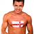 Anglia · ventillátor · illusztráció · külső · nagy · zászló - stock fotó © deandrobot