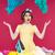 retro · huisvrouw · vintage · vrouw · ijzer · moe - stockfoto © deandrobot