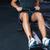 retrato · hombre · ejercicio · deportes · gimnasio · camiseta - foto stock © deandrobot