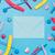 felső · kilátás · színes · cukor · cukorkák · boríték - stock fotó © deandrobot