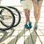 fiets · wiel · gras · band · rack - stockfoto © deandrobot