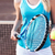 csinos · fiatal · női · teniszező · teniszpálya · sekély - stock fotó © deandrobot