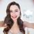 очаровательный · женщину · фото · счастливым · молодые - Сток-фото © deandrobot