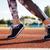 corredor · pé · corrida · casal · tênis · de · corrida - foto stock © deandrobot