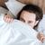 yakışıklı · adam · kafa · yastık · yatak · ev · genç - stok fotoğraf © deandrobot
