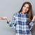 肖像 · 興奮した · 幸せ · 女性 · 携帯電話 - ストックフォト © deandrobot
