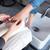 vrouw · voet · bestand · medische · schoonheid - stockfoto © deandrobot