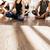 grupo · de · personas · sesión · meditando · yoga · estudio - foto stock © deandrobot
