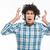 молодые · музыканта · прослушивании · музыку · концентрированный · наушники - Сток-фото © deandrobot