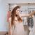美しい · ファッション · デザイナー · 見える · 女性 - ストックフォト © deandrobot