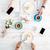 cam · fincan · kahve · kayısı · kek - stok fotoğraf © deandrobot