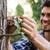 close up man near the tree stock photo © deandrobot