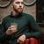młody · człowiek · posiedzenia · pitnej · whisky · Fotografia · fotel - zdjęcia stock © deandrobot
