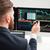 zakenlieden · elektronische · bureau · kantoor - stockfoto © deandrobot