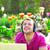 man · luisteren · mp3-speler · knap · jonge · vent - stockfoto © deandrobot