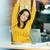 empresária · sessão · tabela · escritório · mãos - foto stock © deandrobot