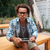 yakışıklı · genç · Afrika · adam · gözlük - stok fotoğraf © deandrobot