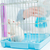 rat · scheikundige · laboratorium · portret · medische - stockfoto © deandrobot