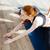 ręce · młodych · sportsmenka · szkolenia · fitness · instruktor - zdjęcia stock © deandrobot