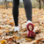 mulher · jovem · corredor · quente · roupa · corrida · outono - foto stock © deandrobot