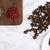 肖像 · アニス · 種子 · 赤 · 唐辛子 - ストックフォト © deandrobot