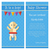 ilustración · diseno · cute · bebé · ducha · plantilla - foto stock © decorwithme