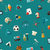 hobby · establecer · diseno · infografía · elementos · pesca - foto stock © decorwithme