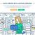 スペシャリスト · ネットワーク · 技術 · コンピュータ · 情報 · 電子 - ストックフォト © decorwithme