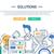 開始 · アップ · 行 · デザイン · ウェブサイト · バナー - ストックフォト © decorwithme