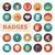 badges ribbons awards icons set stock photo © decorwithme